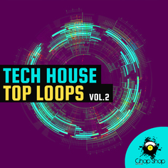 Tech House Top Loops Vol 2