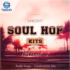 Tunecraft: Soul Hop Kits