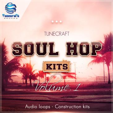 Tunecraft: Soul Hop Kits