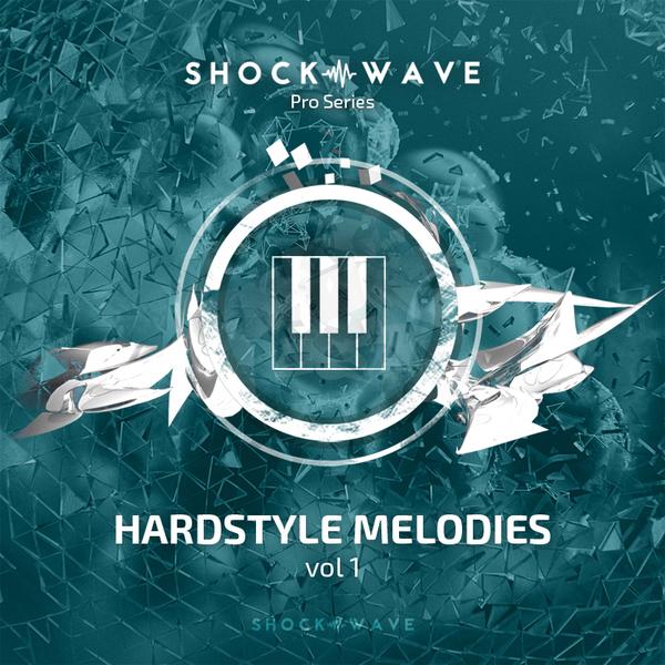Shockwave Pro Series: Hardstyle Melodies Vol 1