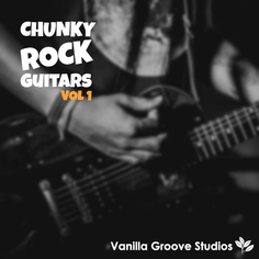 Chunky Rock Guitars Vol 1