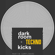 Dark Room Techno Kicks