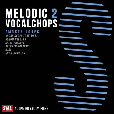 Melodic Vocal Chops Vol 2