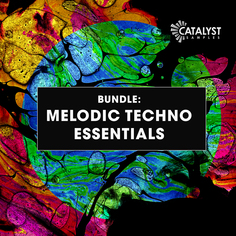 Bundle: Melodic Techno Essentials