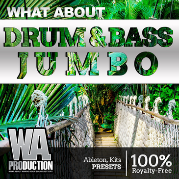 What About: Drum & Bass Jumbo