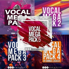 Vocal Megapack Bundle