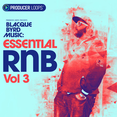 Blacque Byrd Music: Essential RnB 3