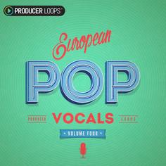 European Pop Vocals Vol 4