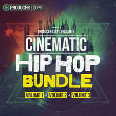 Cinematic Hip Hop Bundle (Vols 1-3)