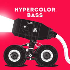 813 Hypercolor Bass