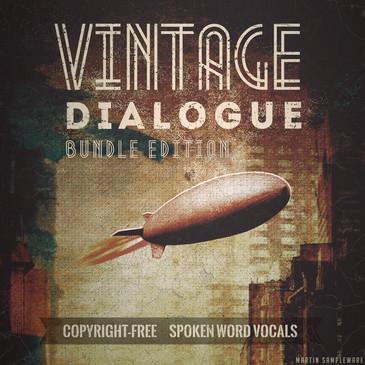 Vintage Dialogue: Cinematic Hip Hop Bundle Edition