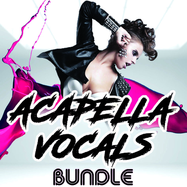 Acapella Vocals Bundle