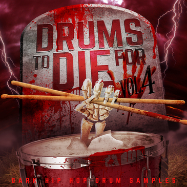 Drums To Die For Vol 4