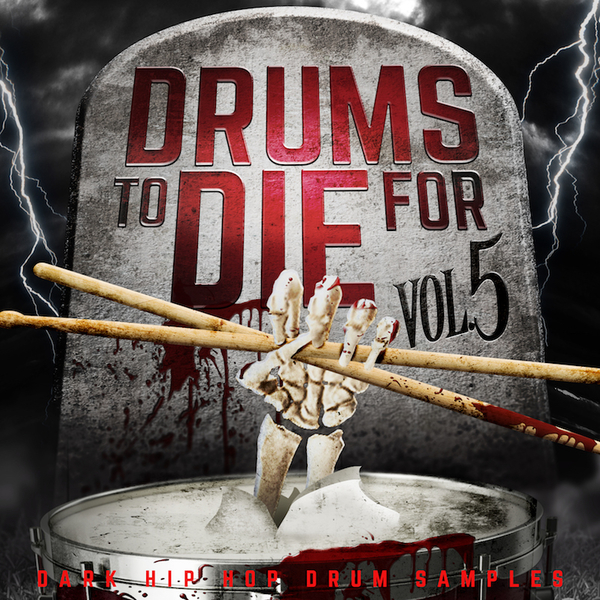 Drums To Die For Vol 5