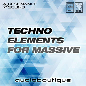Audio Boutique: Techno Elements For Massive