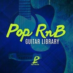 Pop RnB Guitar Library