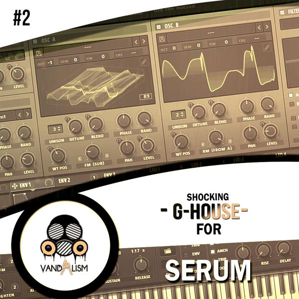 Shocking G-House For Serum 2