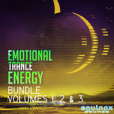 Emotional Trance Energy Bundle (Vols 1-3)