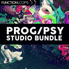 Progressive Psytrance Studio Bundle