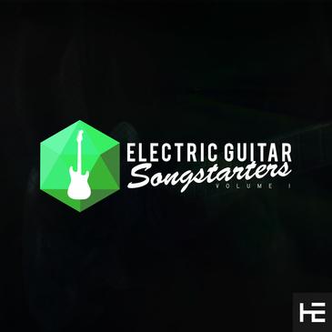 Electric Guitar Songstarters Vol 1