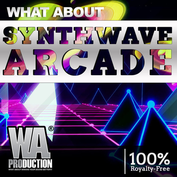 What About: Synthwave Arcade