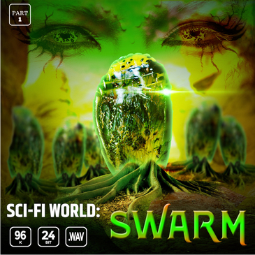 Sci-Fi World: Swarm
