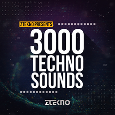 3000 Techno Sounds