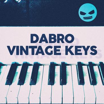DABRO Vintage Keys