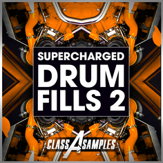 Supercharged Drum Fills Vol 2