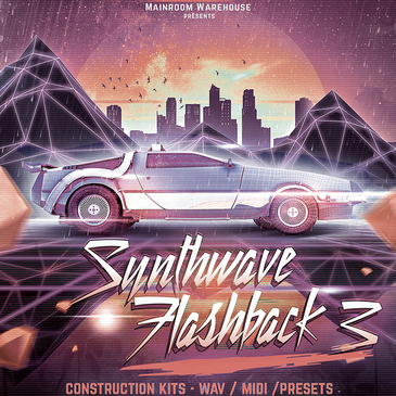 Synthwave Flashback 3