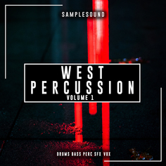 West Percussion Vol 1