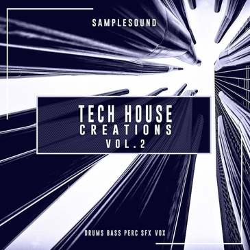 Tech House Creations Vol 2