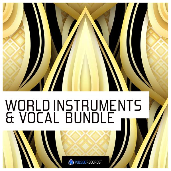 World Instruments & Vocal Bundle