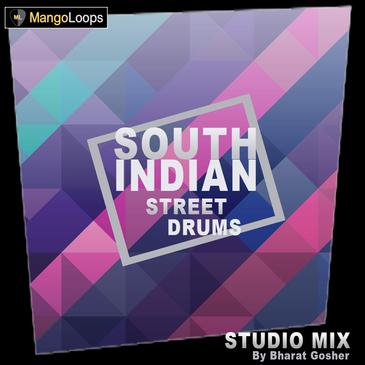 South Indian Street Drums: Studio Mix