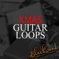 Blackwood Samples: Xmas Guitar Loops