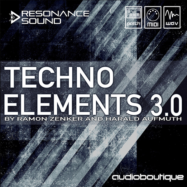 Audio Boutique: Techno Elements 3.0