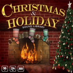 Christmas & Holiday Sound Library