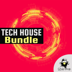 Chop Shop Samples: Tech House Bundle