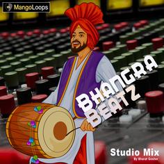 Bhangra Beatz: Studio Mix