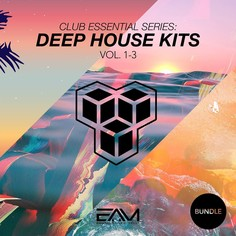 Club Essential Series: Deep House Kits Vols 1-3 Bundle