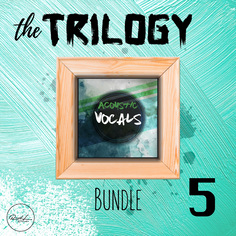 The Trilogy Bundle Vol 5: Acoustic Vocals