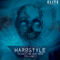 Hardstyle Sylenth & MIDI Pack Vol 2