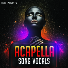 Acapella Song Vocals