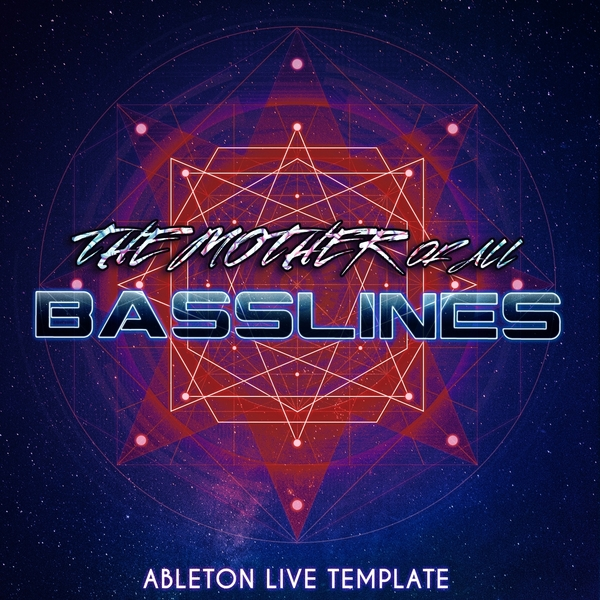 Ableton Live Psytrance Template: The Mother of all Basslines