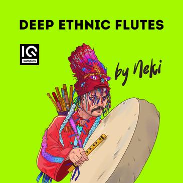 Deep Ethnic Flutes by Neki