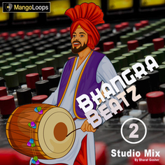 Bhangra Beatz Studio Mix Vol 2