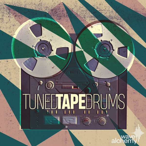 Tuned Tape Drums