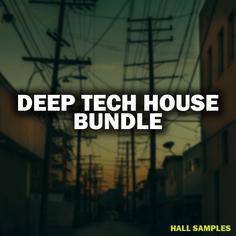 Hall Samples: Deep Tech House Bundle
