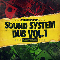 Vibronics Presents: Sound System Dub Vol 1