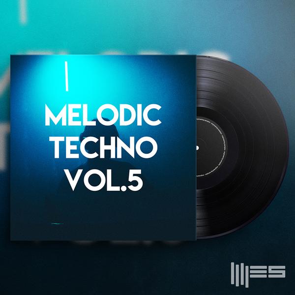 Melodic Techno Vol 5